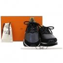Hermes(에르메스) H172306ZH20420 블랙 컬러 마일즈 골드 남성용 스니커즈 [강남본점]