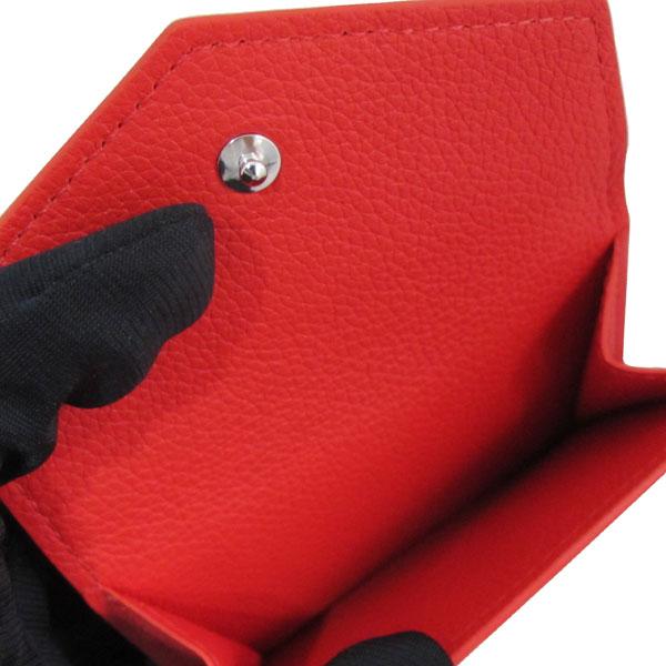 Louis Vuitton(루이비통) M67860 레드 레더 락미니 월릿 미니 반지갑 [대구동성로점]