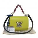 Louis Vuitton(루이비통) M52507 에삐 레더 라임 컬러 트위스트 PM 사이즈 토트백+스트랩 2WAY [대구반월당본점]