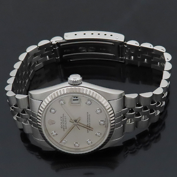 Rolex(로렉스) 78274 DATEJUST 데이트저스트 31MM 10포인트 다이아 스틸 여성용 시계  [인천점] 이미지3 - 고이비토 중고명품