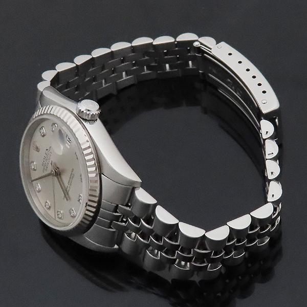 Rolex(로렉스) 78274 DATEJUST 데이트저스트 31MM 10포인트 다이아 스틸 여성용 시계  [인천점] 이미지4 - 고이비토 중고명품
