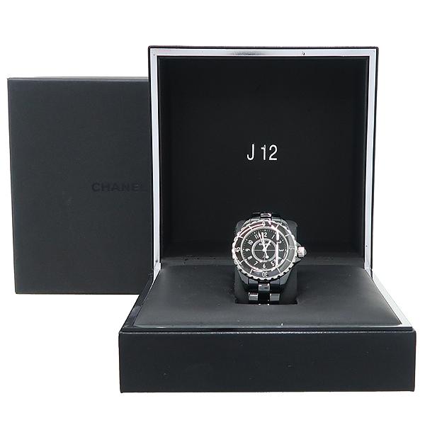 Chanel(샤넬) H0682 J12 블랙 세라믹 33MM 여성용 시계 [강남본점]