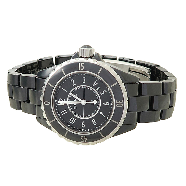 Chanel(샤넬) H0682 J12 블랙 세라믹 33MM 여성용 시계 [강남본점] 이미지2 - 고이비토 중고명품