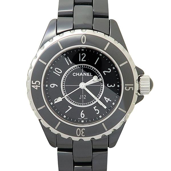 Chanel(샤넬) H0682 J12 블랙 세라믹 33MM 여성용 시계 [강남본점] 이미지5 - 고이비토 중고명품