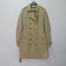 Burberry(버버리) 3844785 금장 단추 장식 여성용 트렌치 코트 (벨트 SET) [대구반월당본점]