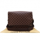 Louis Vuitton(루이비통) N41149 다미에 에벤 캔버스 쉘톤 MM 크로스백 [인천점]