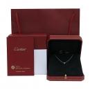 Cartier(까르띠에) 18K 화이트골드 0.27ct  1포인트 다이아 H컬러 VVS2 목걸이 [부산센텀본점]