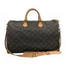 Louis Vuitton(루이비통) M40393 모노그램 캔버스 반둘리에 스피디 40 토트백 + 숄더스트랩 2way [부산센텀본점]
