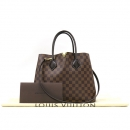 Louis Vuitton(루이비통) N41435 다미에 에벤 캔버스 켄싱턴 토트백+숄더스트랩 [강남본점]