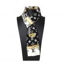Louis Vuitton(루이비통) M78656 블랙컬러 모노그램 컨피덴셜 방도 실크 100% 스카프 [대전본점]