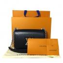 Louis Vuitton(루이비통) M50282 블랙 에삐 레더 트위스트 MM 체인 숄더 겸 크로스백 [대전본점]