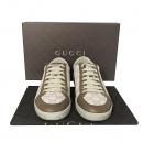 Gucci(구찌) 338880 자가드 패턴 캔버스 여성용 스니커즈 [대전본점]