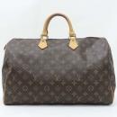 Louis Vuitton(루이비통) M41522 모노그램 캔버스 스피디 40 토트백 [강남본점]