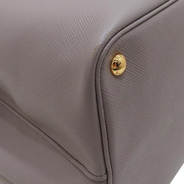 Prada(프라다) B2756T SAFFIANO CUIR ARGILLA 그레이 컬러 사피아노 금장 삼각로고 두블레 토트백 [인천점] 이미지6 - 고이비토 중고명품