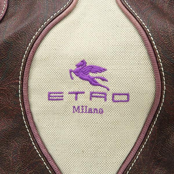Etro(에트로) 1B860 페이즐리 PVC 로고 장식 토트백 [강남본점] 이미지4 - 고이비토 중고명품