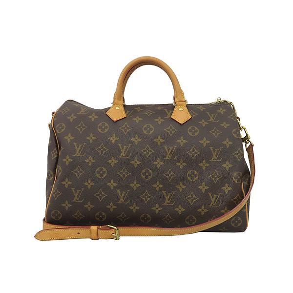 Louis Vuitton(루이비통) M41111 모노그램 캔버스 신형 반둘리에 스피디 35 토트백 + 숄더스트랩 [대구황금점] 이미지2 - 고이비토 중고명품