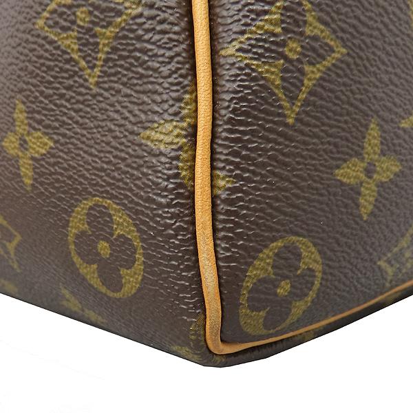 Louis Vuitton(루이비통) M41111 모노그램 캔버스 신형 반둘리에 스피디 35 토트백 + 숄더스트랩 [대구황금점] 이미지4 - 고이비토 중고명품