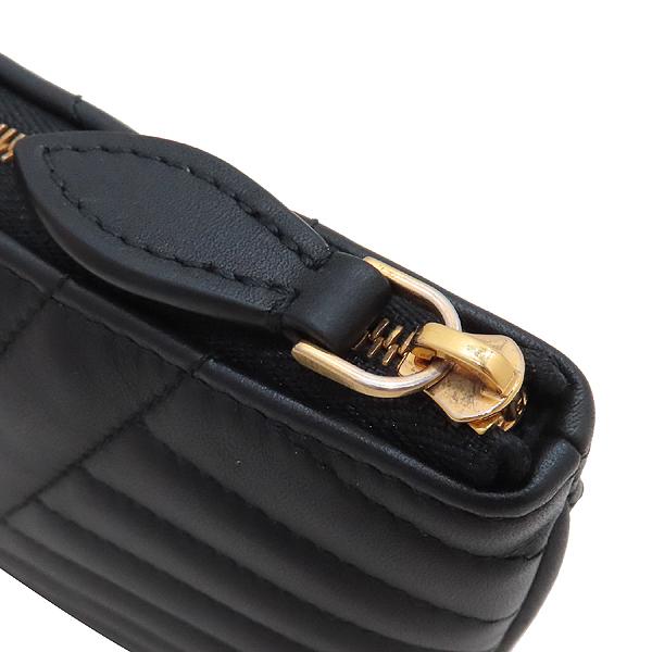 Louis Vuitton(루이비통) M63943 블랙 퀄팅 뉴 웨이브 집 포쉐트 클러치 + 스트랩  [인천점] 이미지5 - 고이비토 중고명품