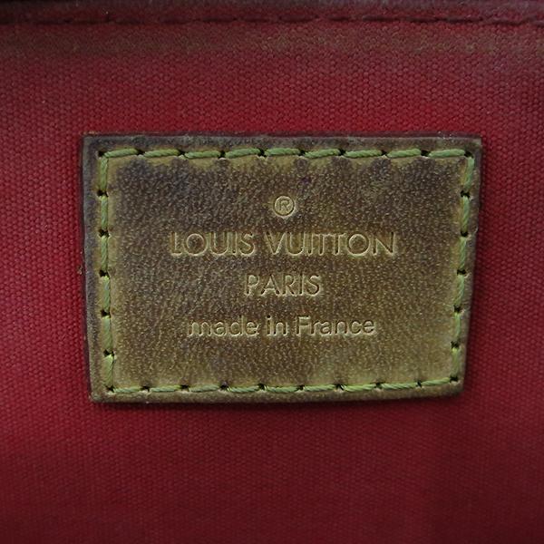 Louis Vuitton(루이비통) M90174 모노그램 레드 컬러 베르니 알마 BB 토트백 + 숄더스트랩 2WAY [부산센텀본점] 이미지4 - 고이비토 중고명품