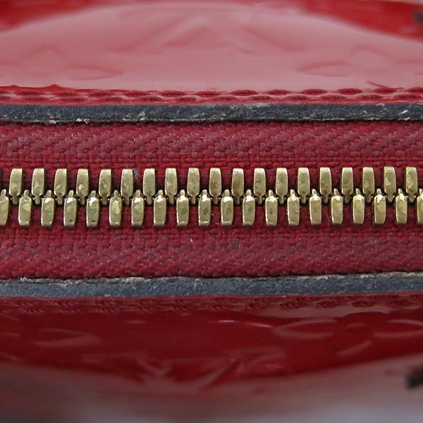 Louis Vuitton(루이비통) M90174 모노그램 레드 컬러 베르니 알마 BB 토트백 + 숄더스트랩 2WAY [부산센텀본점] 이미지5 - 고이비토 중고명품