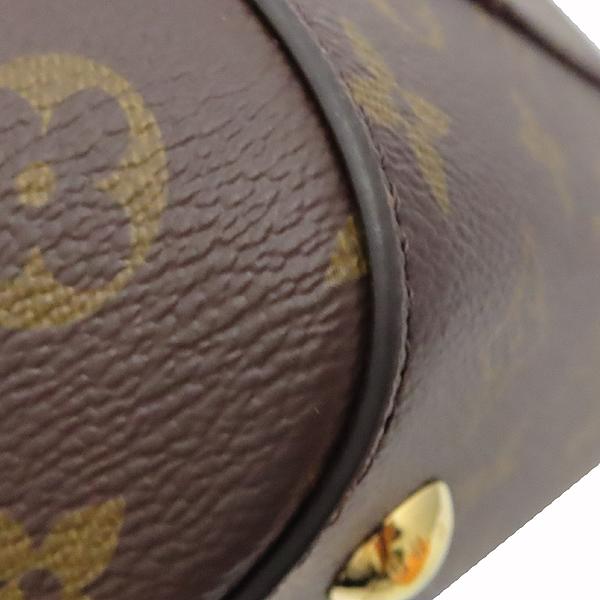 Louis Vuitton(루이비통) M42735 모노그램 캔버스 클루니 MM 블루 글래셜 토트백+숄더 스트랩 [잠실점] 이미지4 - 고이비토 중고명품