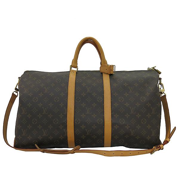 Louis Vuitton(루이비통) M41424 모노그램 캔버스 키폴 반둘리에 55 여행용 가방+숄더스트랩 [부산센텀본점]