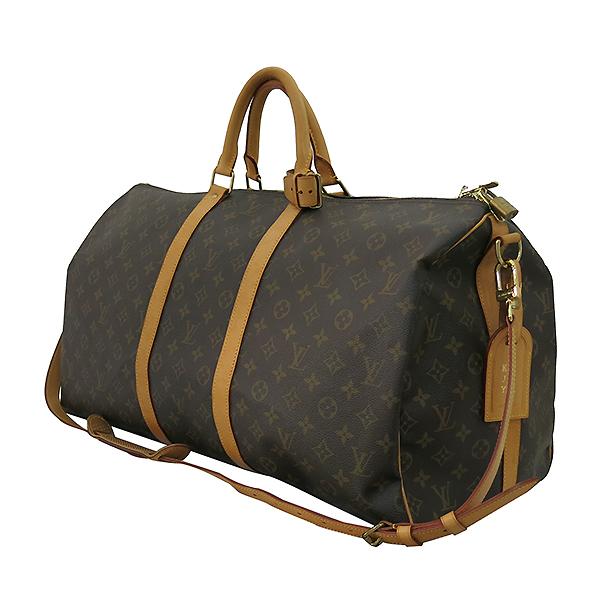Louis Vuitton(루이비통) M41424 모노그램 캔버스 키폴 반둘리에 55 여행용 가방+숄더스트랩 [부산센텀본점] 이미지2 - 고이비토 중고명품