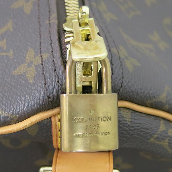 Louis Vuitton(루이비통) M41424 모노그램 캔버스 키폴 반둘리에 55 여행용 가방+숄더스트랩 [부산센텀본점] 이미지4 - 고이비토 중고명품