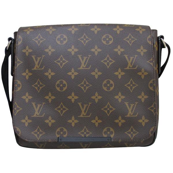 Louis Vuitton(루이비통) M40935 모노그램 마카사 디스트릭트 PM 크로스백 [대구반월당본점]