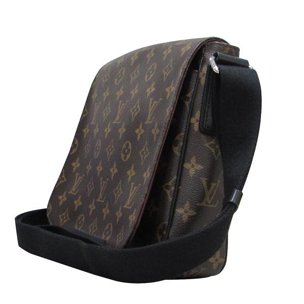 Louis Vuitton(루이비통) M40935 모노그램 마카사 디스트릭트 PM 크로스백 [대구반월당본점] 이미지3 - 고이비토 중고명품
