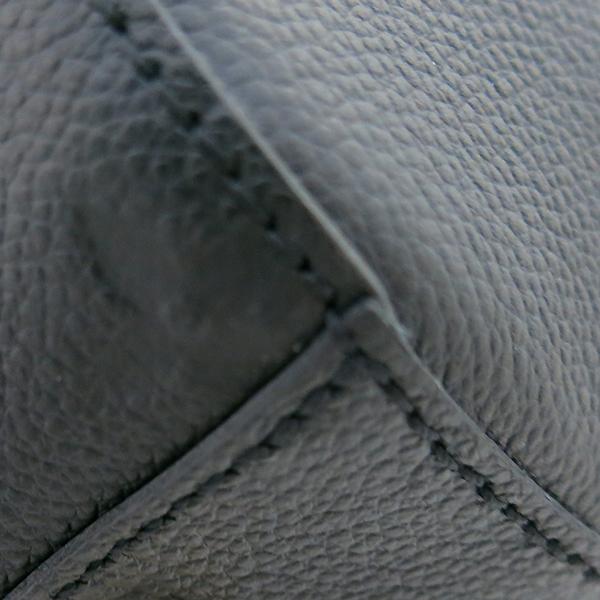 Louis Vuitton(루이비통) M41048 모노그램 앙프렝트 NOIR(블랙) 몽테뉴 MM 토트백+숄더스트랩 [부산센텀본점] 이미지7 - 고이비토 중고명품