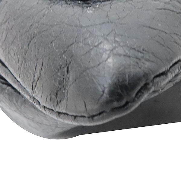 Balenciaga(발렌시아가) 438768 블랙 컬러 엔벨로프 클러치 겸 크로스백 [부산서면롯데점] 이미지5 - 고이비토 중고명품