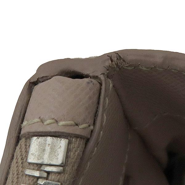 Prada(프라다) B2963Y 핑크 레더 사피아노 럭스 토트백 + 숄더스트랩 2WAY [부산서면롯데점] 이미지6 - 고이비토 중고명품