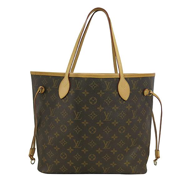 Louis Vuitton(루이비통) M41178 모노그램 캔버스 신형 네버풀 MM 숄더백 + 보조파우치 [대구동성로점] 이미지2 - 고이비토 중고명품