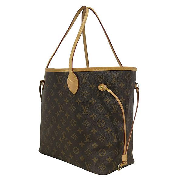 Louis Vuitton(루이비통) M41178 모노그램 캔버스 신형 네버풀 MM 숄더백 + 보조파우치 [대구동성로점] 이미지3 - 고이비토 중고명품