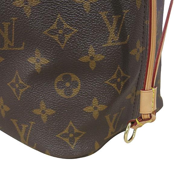 Louis Vuitton(루이비통) M41178 모노그램 캔버스 신형 네버풀 MM 숄더백 + 보조파우치 [대구동성로점] 이미지4 - 고이비토 중고명품