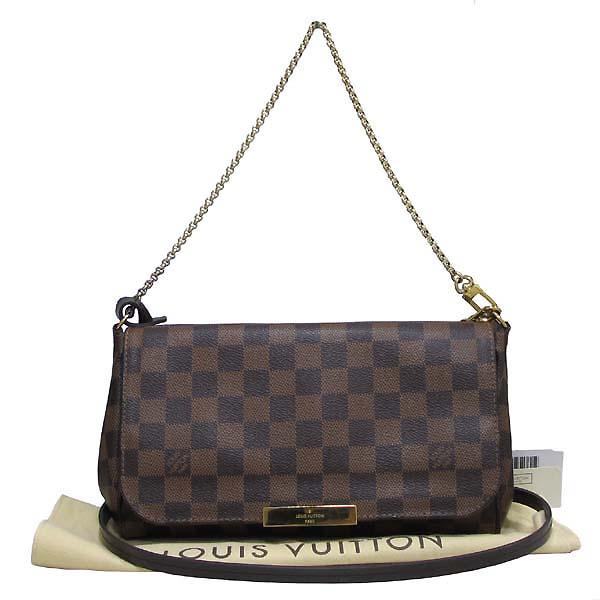 Louis Vuitton(루이비통) N41129 다미에 에벤 캔버스 페이보릿 MM 2WAY [대구반월당본점]