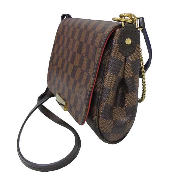Louis Vuitton(루이비통) N41129 다미에 에벤 캔버스 페이보릿 MM 2WAY [대구반월당본점] 이미지3 - 고이비토 중고명품