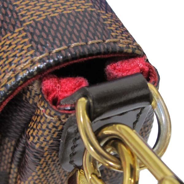 Louis Vuitton(루이비통) N41129 다미에 에벤 캔버스 페이보릿 MM 2WAY [대구반월당본점] 이미지4 - 고이비토 중고명품