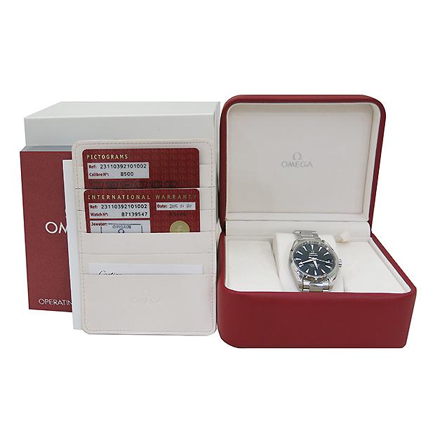Omega(오메가) 231.10.39.21.01.002 씨마스터 아쿠아테라 코액시얼 38.5mm 오토매틱 남성용 시계 [부산센텀본점]