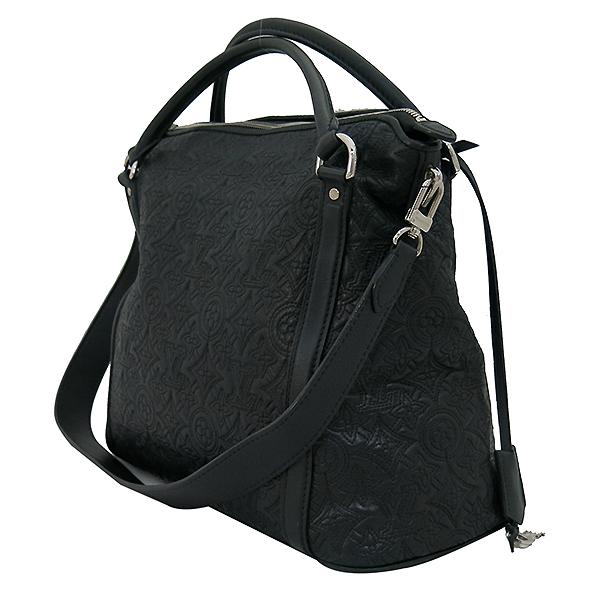 Louis Vuitton(루이비통) M97071 모노그램 엔테이아 블랙레더 램스킨 익시아 PM 2WAY [부산센텀본점] 이미지3 - 고이비토 중고명품