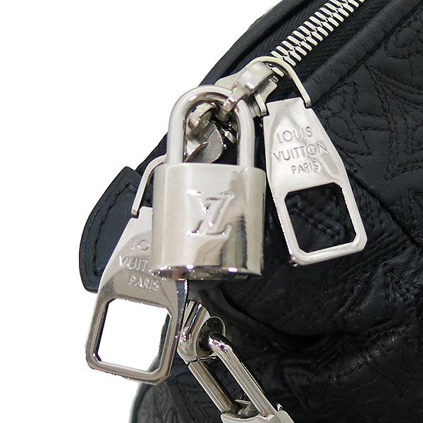 Louis Vuitton(루이비통) M97071 모노그램 엔테이아 블랙레더 램스킨 익시아 PM 2WAY [부산센텀본점] 이미지5 - 고이비토 중고명품