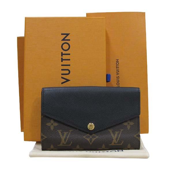 Louis Vuitton(루이비통) M60990 모노그램 캔버스 팔라스 컴팩스 블랙 여성용 중지갑 [대구반월당본점]