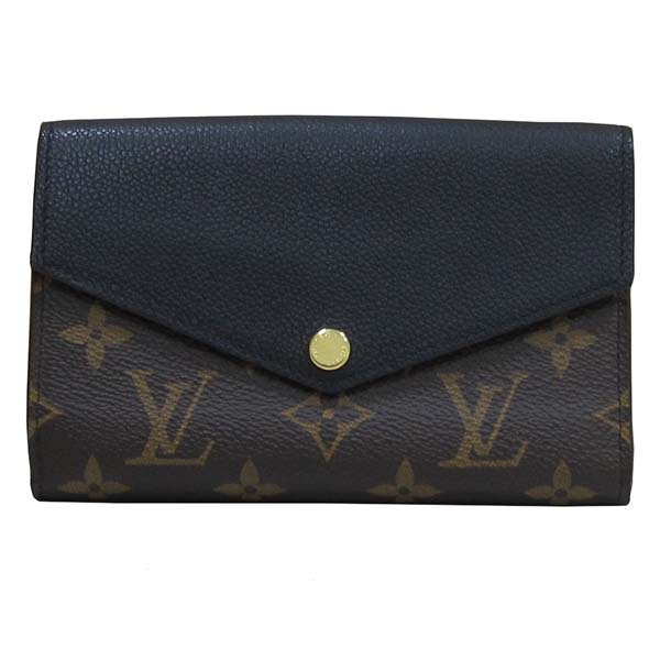 Louis Vuitton(루이비통) M60990 모노그램 캔버스 팔라스 컴팩스 블랙 여성용 중지갑 [대구반월당본점] 이미지2 - 고이비토 중고명품