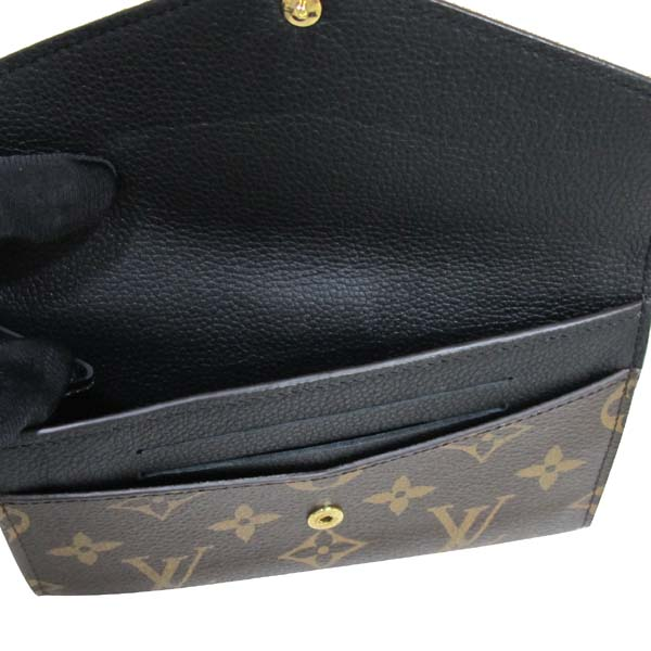 Louis Vuitton(루이비통) M60990 모노그램 캔버스 팔라스 컴팩스 블랙 여성용 중지갑 [대구반월당본점] 이미지6 - 고이비토 중고명품
