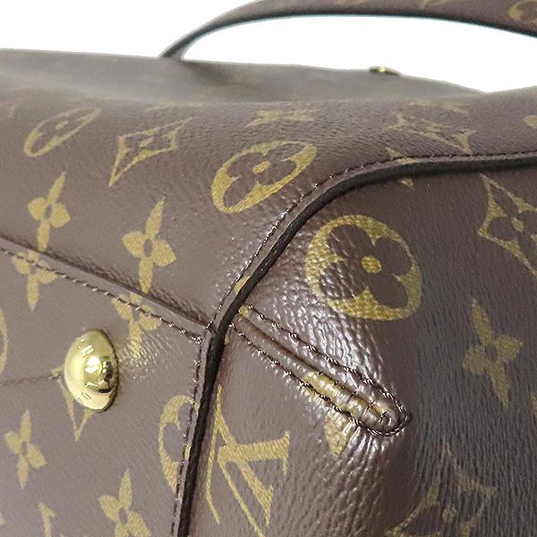 Louis Vuitton(루이비통) M41067 모노그램 캔버스 몽테뉴 GM 토트백 + 숄더스트랩 2WAY [대전본점] 이미지5 - 고이비토 중고명품