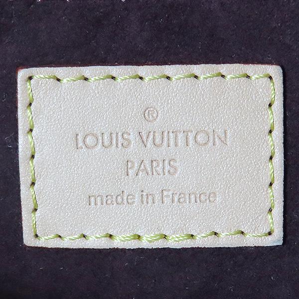 Louis Vuitton(루이비통) M41067 모노그램 캔버스 몽테뉴 GM 토트백 + 숄더스트랩 2WAY [대전본점] 이미지6 - 고이비토 중고명품