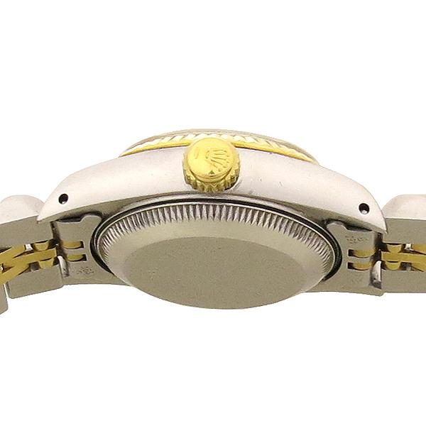 Rolex(로렉스) 69173 18K 콤비 DATE JUST(데이트 저스트) 10포인트 다이아(옵션) 여성용 시계 [강남본점] 이미지4 - 고이비토 중고명품