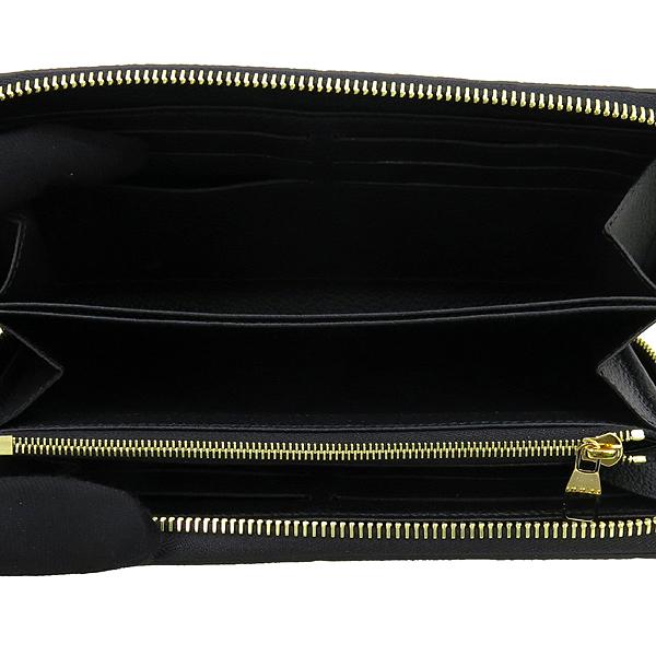 Louis Vuitton(루이비통) M61864 모노그램 앙프랑뜨 블랙 컬러 지피 월릿 장지갑 [잠실점] 이미지3 - 고이비토 중고명품