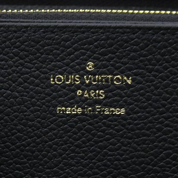 Louis Vuitton(루이비통) M61864 모노그램 앙프랑뜨 블랙 컬러 지피 월릿 장지갑 [잠실점] 이미지4 - 고이비토 중고명품